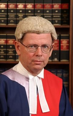 Judge John McGill SC